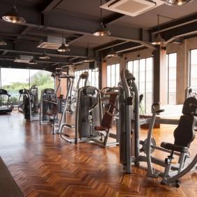 Modern Fitness Center (1)