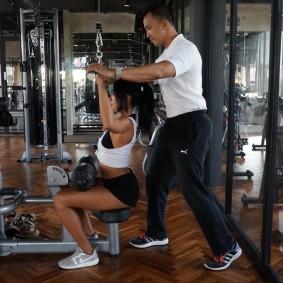 Modern Fitness Center (2)