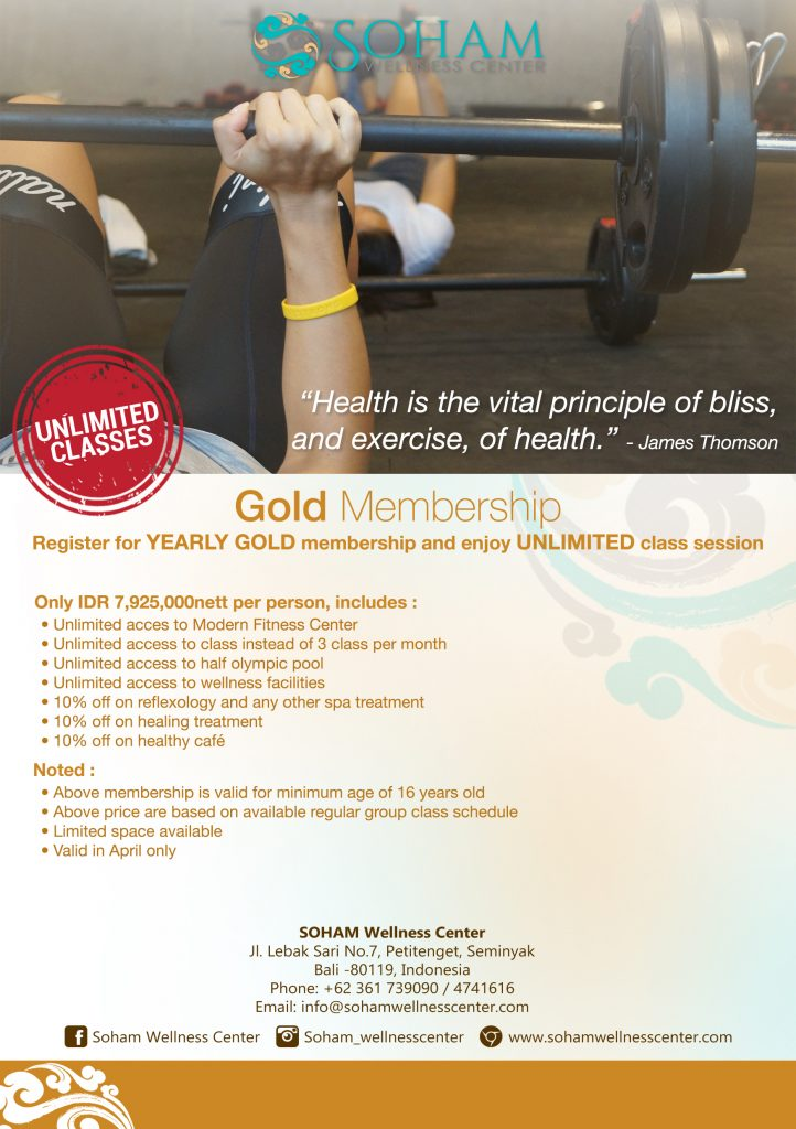Flyer Gold Membership